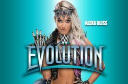 Posible reemplazo para Alexa Bliss en WWE Evolution