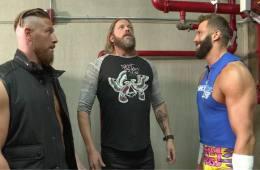 Posible reunión en SmackDown 1000