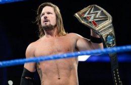 Posible rival de AJ Styles en WWE Summerslam