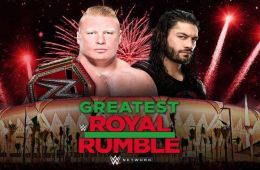 Posibles planes para el campeonato Universal en Greatest Royal Rumble