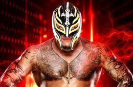 Próximas fechas anunciadas para Rey Mysterio en la WWE