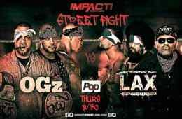 Resultados de Impact Wrestling del 16 de Agosto