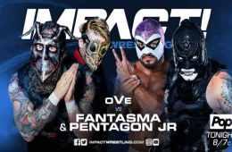 Previa Impact Wrestling 21 de Junio