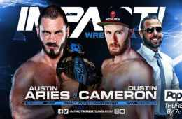 Previa Impact Wrestling del 2 de Agosto