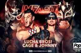 Resultados de Impact Wrestling del 3 de Enero