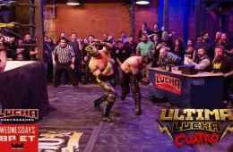 Lucha Underground Ultima Lucha 4 parte 2 (Cobertura y resultados en directo)