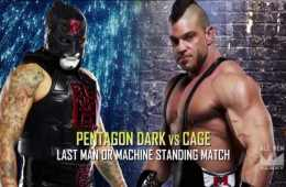 Previa Lucha Underground del 22 de Agosto