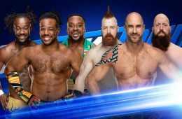 Previa WWE Smackdown Live del 30 de Octubre SmackDown Live 30 de Octubre 2018 (Cobertura y Resultados en directo)