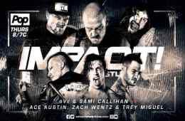 Resultados Impact Wrestling 6 de Septiembre
