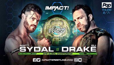 Global Force Wrestling Impact del 7 de septiembre