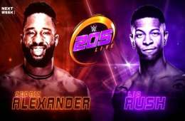 Previa de WWE 205 Live del 14 de noviembre