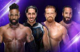 Previa de WWE 205 Live del 28 de Noviembre