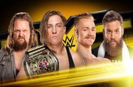Previa del programa de NXT