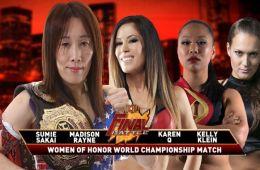ROH Final Battle WOH