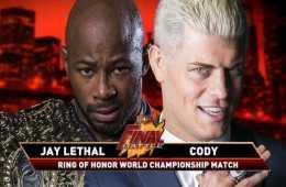 ROH Final Battle 2018 (Cobertura y resultados en directo)