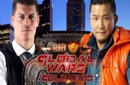 ROH Global Wars Columbus