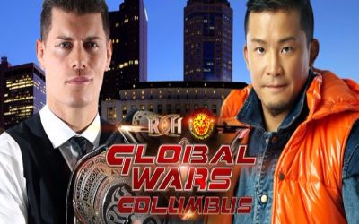 ROH Global Wars Columbus