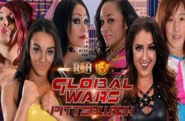 ROH Global Wars Pittsburgh