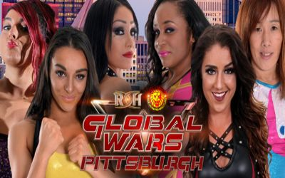 ROH Global Wars Pittsburgh