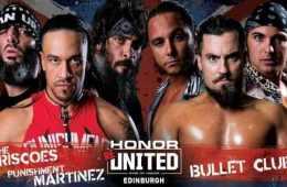 ROH anuncia un Six-Man Tag Team Match para Honor ReUnited