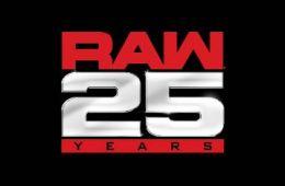 WWE noticias Raw 25 aniversario