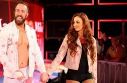 Razón por la que Mike y Maria Kanellis se han cambiado a 205 Live