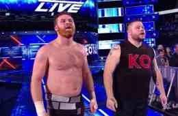 Resultados WWE SmackDown Live en vivo 2 Enero