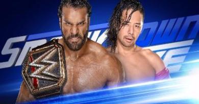 Resultados SmackDown Live 26 de Septiembre 2017