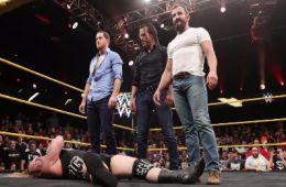 Resultados de NXT del 13 de septiembre