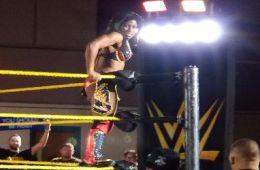 Resultados de NXT en Tampa