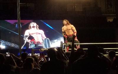 Resultados de SmackDown Live Las Cruces 24 de Septiembre