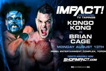 Resultados de las grabaciones de Impact Wrestling del 13 de Agosto