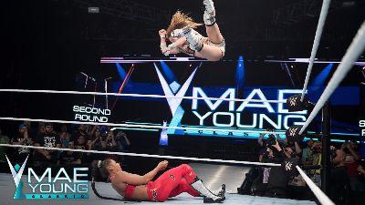 Resultados del quinto episodio del Mae Young Classic