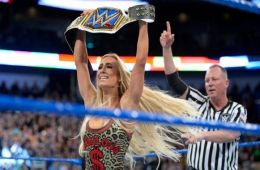 Revelada la razón de la coronación de Carmella como campeona de SmackDown