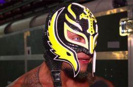 Rey Mysterio quiere terminar su carrera en la WWE