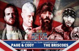 Ring of Honor 24 de mayo