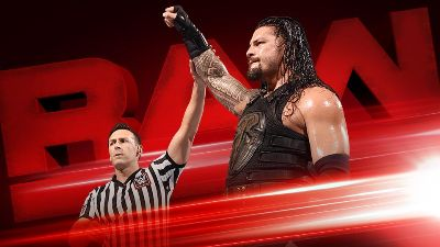 Roman Reigns Raw
