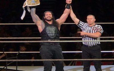 Roman Reigns en Nashville