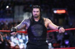 Roman Reigns opina sobre Brock Lesnar apareciendo en UFC 226