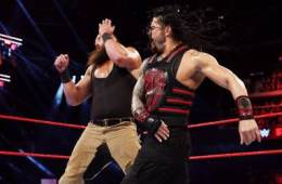 Roman Reigns vs. Braun Strowman RAW