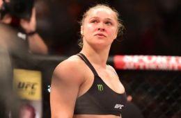 Ronda Rousey ha superado sus expectativas sobre el ring de WWE