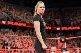 Nuevo merchandising de Ronda Rousey