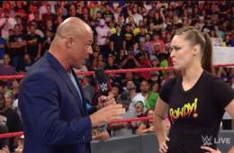 Ronda Rousey se enfrentará a Alexa Bliss en WWE Summerslam si cumple su suspensión