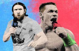 Rumores sobre la negación de Daniel Bryan y John Cena a luchar en Crown Jewel