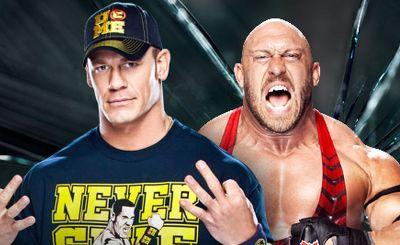 Ryback critica a John Cena