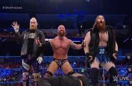 SAnitY debuta en SmackDown Live