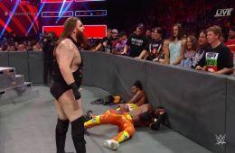 SAnitY se hace con la victoria ante New Day en el kickoff de Extreme Rules