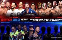 últimas noticias de WWE Survivor Series