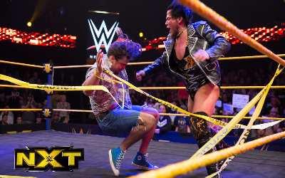Entrevista Sami Callihan NXT