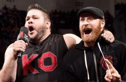 WWE noticias Sami Zayn y Kevin Owens llegan a WWE RAW